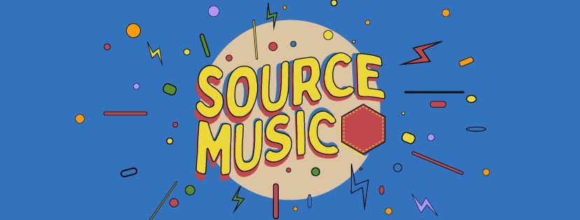 SOURCEMUSIC ロゴ